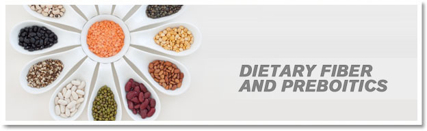 Dietary Fiber and Prebiotics