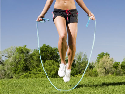 The 5-Minute Jump Rope Workout