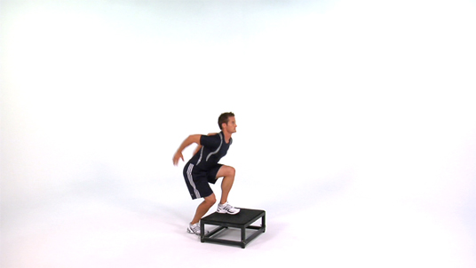 Box Blast - Alternating Continuous