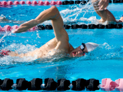 Build Strength for Swimming
