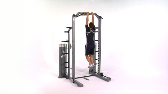 Pull-up - Narrow Overhand Grip
