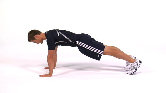 Push-up - Plyometric Continuous