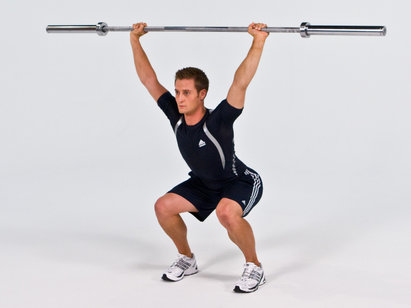Q & A Master the Overhead Squat