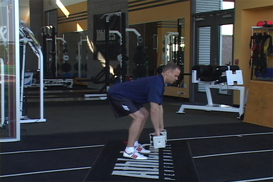 Row - Bent Over Dumbbell
